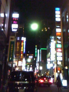 GINZAの夜( ̄m ̄)