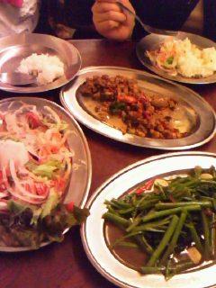 LA CUISINE THAILANDAISE タイ料理♪