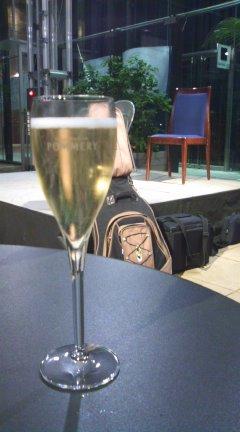 シャンパンナイト♪