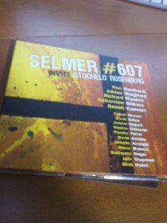 Nouvel Album de SELMER#607 (SELMER#607新譜!)