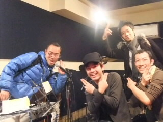 スタジオ日記♪