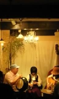 ナオミパイプバンド×木木*kikiライブありがとうございました!
